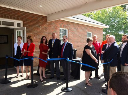 Grand Opening of the Central Community Center